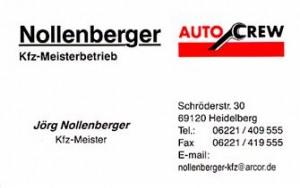 KFZ-Reparatur Nollenberger Heidelberg